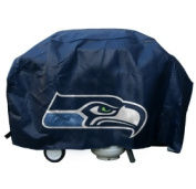 Caseys Distributing 9474633885 Seattle Seahawks Grill Cover Economy