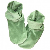Herbal Concepts HCBOOTOG Herbal Comfort Booties - Olive Green