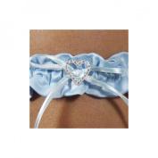Cathys Concepts 3120B Blue Crush Wedding Garter