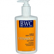 Beauty Without Cruelty 0591057 Hand and Body Lotion Vitamin C Organic - 8.5 fl oz