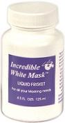 Grafix 130399 Incredible White Mask Liquid Frisket-4.5 Ounces