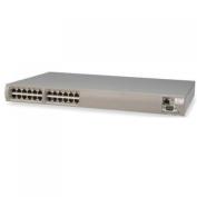 12-Port PoE Midspan, 10/100/1000BaseT, AC Input w/Management