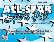 Alfred 00-MBF9519 All-Star Sports Pak - Music Book