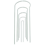 Gardman Usa 18in. X 6in. Half Hoop Plant Supports R741 - Pack of 50
