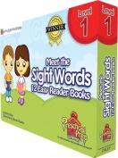 Preschool Prep Company PPC205 Meet The Sight Words Level 1 Easy Reader Books Boxed Set Of 12
