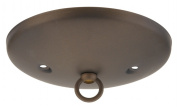 Westinghouse Lighting 7003800 Oil Rubbed Bronze Modern Canopy Kit