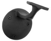 Acorn ACABG 7.6cm - 0.6cm Diameter Hand Rail Bracket - Black