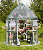Flower House FHCV900 Conservatory Pop-Up Greenhouse