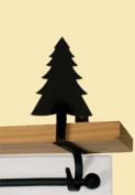 Village Wrought Iron CUR-SB-42 Pine Tree Curtain Shelf Brackets