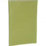 Piel Leather 9725-APL Passport Cover - Apple