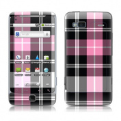 DecalGirl GG2-PLAID-PNK HTC Google G2 Skin - Pink Plaid