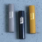 Rite Lite MZLA-6 3.4 in. Self-Stick Sandblasted Aluminum Mezuzah