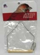 Prevue Pet Products 067221 4 x 5 Birdie Basics Birch and Wire Swing