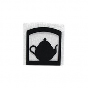 Village Wrought Iron NH-70 Teapot Napkin Holder