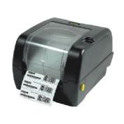Wasp WPL305 Desktop Thermal Printer - Monochrome - Direct Thermal Monochrome - Thermal Transfer - 203 dpi - Ethernet