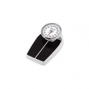 Health o Metre HHM160LB Raised Dial Scale- 180kg. Cap- 46cm .x70cm .x48cm .- White-Black