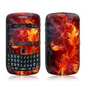 DecalGirl BBC5-FLWRFIRE BlackBerry Curve 8500 Skin - Flower Of Fire