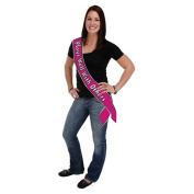 Beistle 60549 Plays Well with Others Satin Sash - Pack of 6