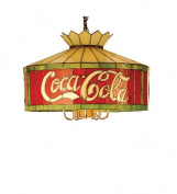 Meyda 29260 Coca-Cola 6 Light 50.8cm Pendant Fixture