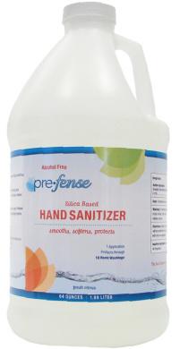 Prefense 1506 Sanitizer Dispenser Refill - 1890ml
