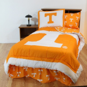 College Covers TENBBKG Tennessee Bed in a Bag King- With Team Coloured Sheets