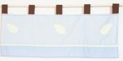 Pam Grace Creations VAL-MONKEY MADDOX MONKEY VALANCE - blue