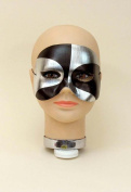 Costumes For All Occasions Fm59878 Psycho Half Mask