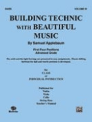 Alfred 00-EL02134 Building Technic With Beautiful Music- Book IV - Music Book