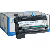 QMS 1710602-008 Qms Br Magicolor 5440Dl - 1-High Yield Cyan Toner