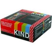 Kind KINDPLUS0012DCCCBR Plus Bars Dark Chocolate Cherry Cashew Plus Antioxidants 12 c