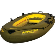 Sports Stuff AHIBF-03 Airhead Angler Bay Inflatable Boat 3 Person