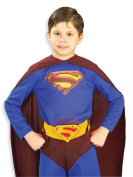 Costumes For All Occasions Ru6517 Superman Child Dlx Belt