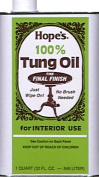 The Hope Company 0.9l 100 percent Tung Oil 32TO12