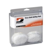 Dynabrade Products DYB76014 7.6cm . Terry-Cloth Buffing Pads
