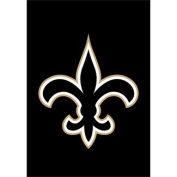 Party Animal GFNO New Orleans Saints Garden - Window Flag