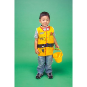 Dexter Educational Toys DEX1202 Toddlers Dress-Up Outfit Construction Worker