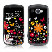 DecalGirl SOM9-LAURIESGARDEN for Samsung Omnia 2- i920 Skin - Lauries Garden