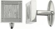 Doma Jewellery DJS00826 Stainless Steel Cufflink