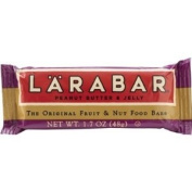 LARABAR Gluten Free Bar - Peanut Butter Jelly - 45ml - 16 ct