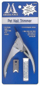Millers Forge Inc - Guillotine Nail Clipper- Green - 744C