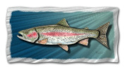 All My Walls FISH00005 Jeff Currier Rainbow Trout