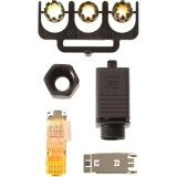 AXIS Communications 5700-371 Axis 5700-371 Network Connector - 1 x RJ-45 Male