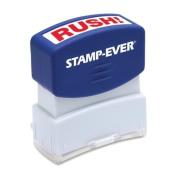 Stamp-Ever Pre-Inked Message Stamp, Stamp Impression Size