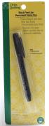 Dritz 86765 Dritz Quilting Fine Line Permanent Fabric Pen-Black