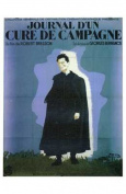 Liebermans MOV199579 Diary of a Country Priest - Movie Poster 11x17