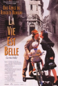 Liebermans MOV397178 Life is Beautiful - Movie Poster 11x17