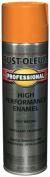 Rustoleum 7555-838 440ml Safety Orange Professional High Performance Enamel Spra - Pack of 6