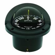 Ritchie Compass HF-742 Flush Mount Helmsman - Black