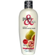 Pure And Basic Body Wash Fresh Fig 350ml