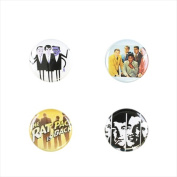 Il Bere C-CMS-A Wine and Drink Charms Celebrity Collection - The Rat Pack